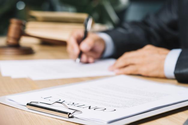 Gdzie, jak i w jakim miejscu podpisać testament